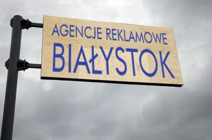 Agencja reklamowa Białystok