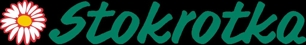 Stare logo Stokrotka - sieć supermarketow