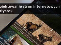 Projektowanie stron internetowych - Białystok